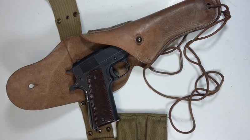 Colt 1911 Ithaca de 1943 - Page 2 20180312