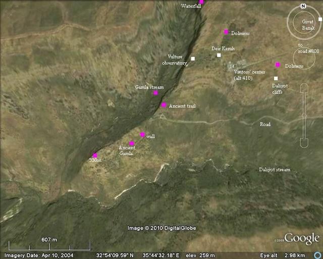 Nazareth  existait  il à l'époque de JC - Page 7 Gamla_10