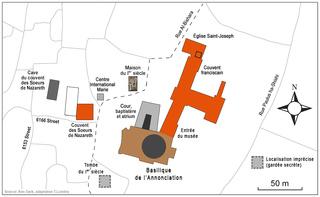 Nazareth  existait  il à l'époque de JC - Page 3 Plan-r10