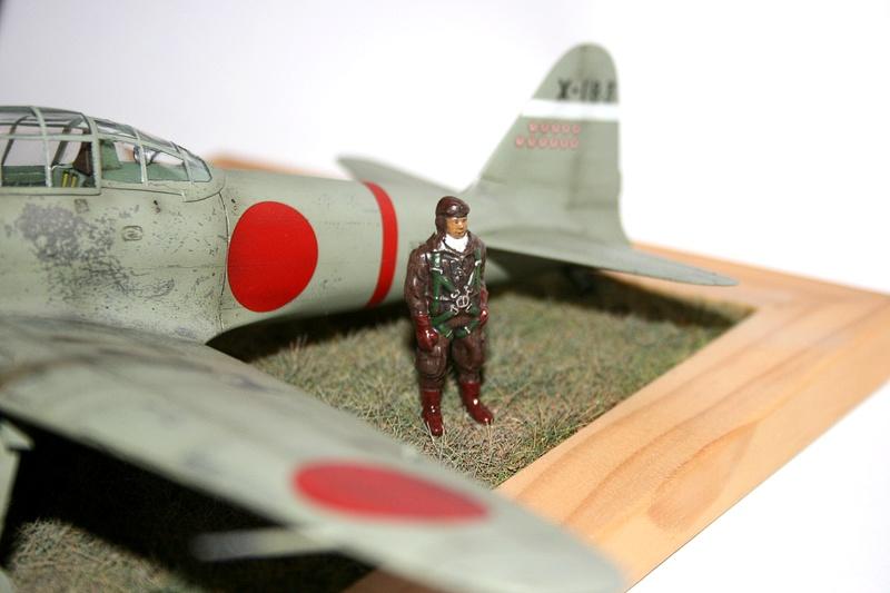 "Mitsubishi A6M Type 21 ""Zero"" (Tamiya - 1/48) - Page 4 Img_4510"