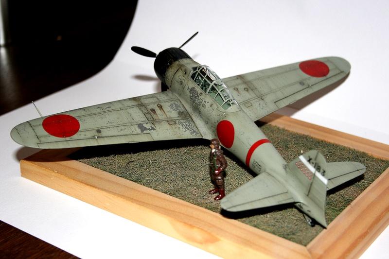"Mitsubishi A6M Type 21 ""Zero"" (Tamiya - 1/48) - Page 4 Img_4511"