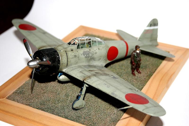 "Mitsubishi A6M Type 21 ""Zero"" (Tamiya - 1/48) - Page 4 Img_4512"