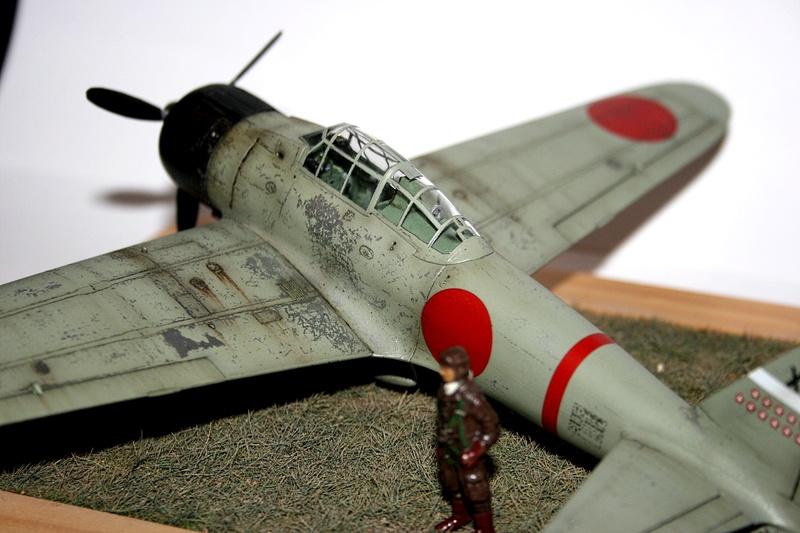 "Mitsubishi A6M Type 21 ""Zero"" (Tamiya - 1/48) - Page 4 Img_4513"