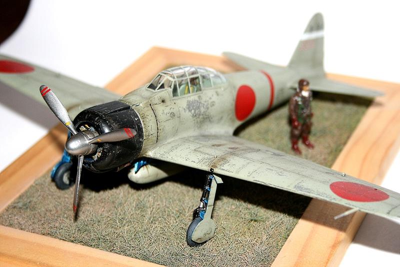 "Mitsubishi A6M Type 21 ""Zero"" (Tamiya - 1/48) - Page 4 Img_4515"