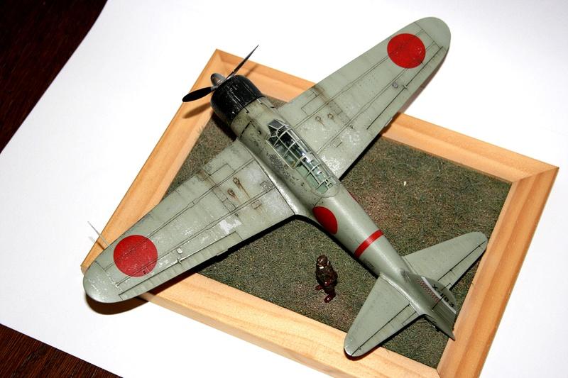 "Mitsubishi A6M Type 21 ""Zero"" (Tamiya - 1/48) - Page 4 Img_4516"