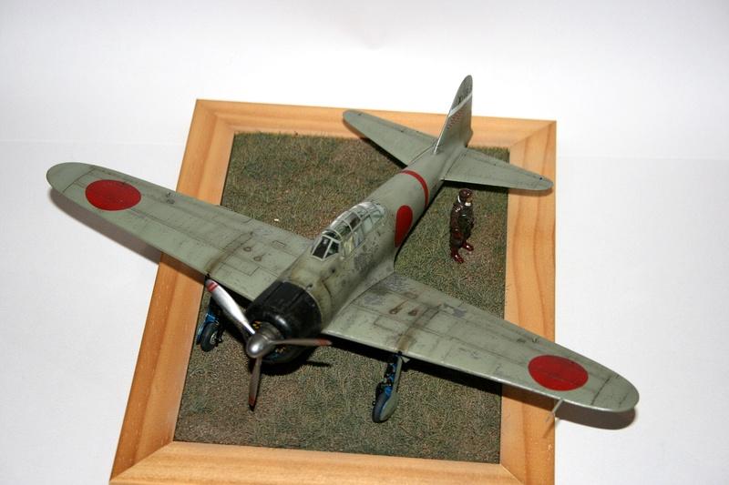 "Mitsubishi A6M Type 21 ""Zero"" (Tamiya - 1/48) - Page 4 Img_4517"