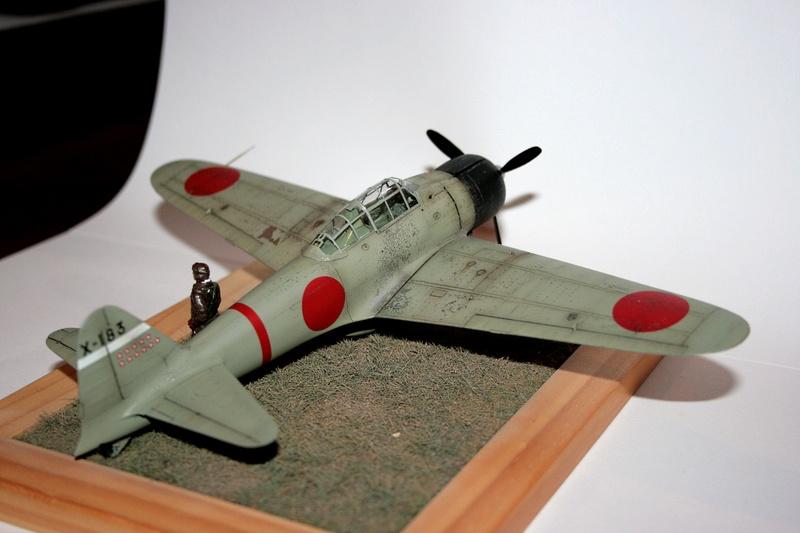"Mitsubishi A6M Type 21 ""Zero"" (Tamiya - 1/48) - Page 4 Img_4613"