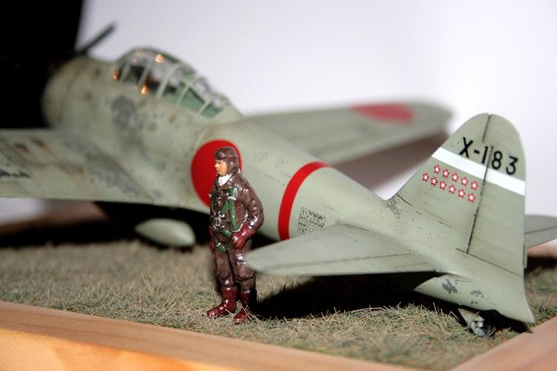 "Mitsubishi A6M Type 21 ""Zero"" (Tamiya - 1/48) - Page 4 Img_4614"