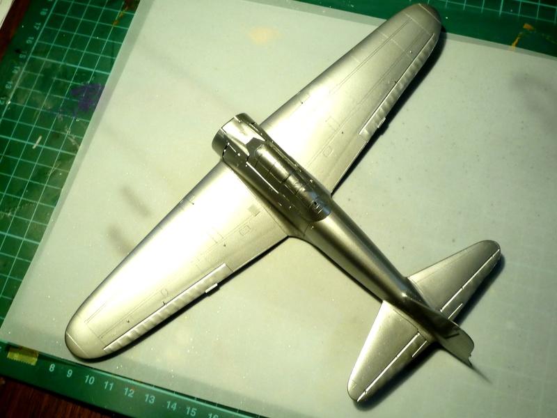 """Mitsubishi A6M Type 21 """"Zero"""" (Tamiya - 1/48) - Page 2 P1100527"""
