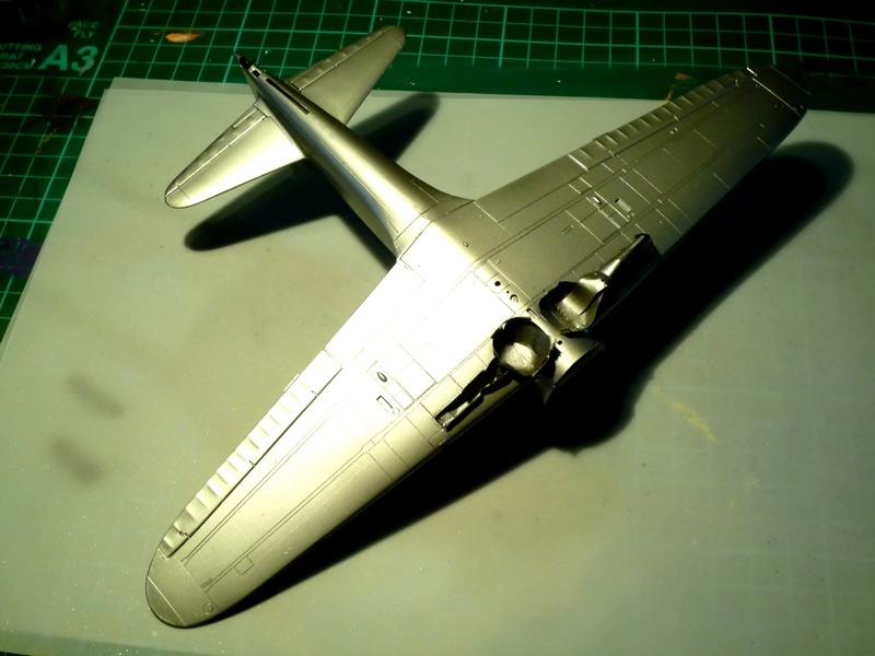 """Mitsubishi A6M Type 21 """"Zero"""" (Tamiya - 1/48) - Page 2 P1100528"""