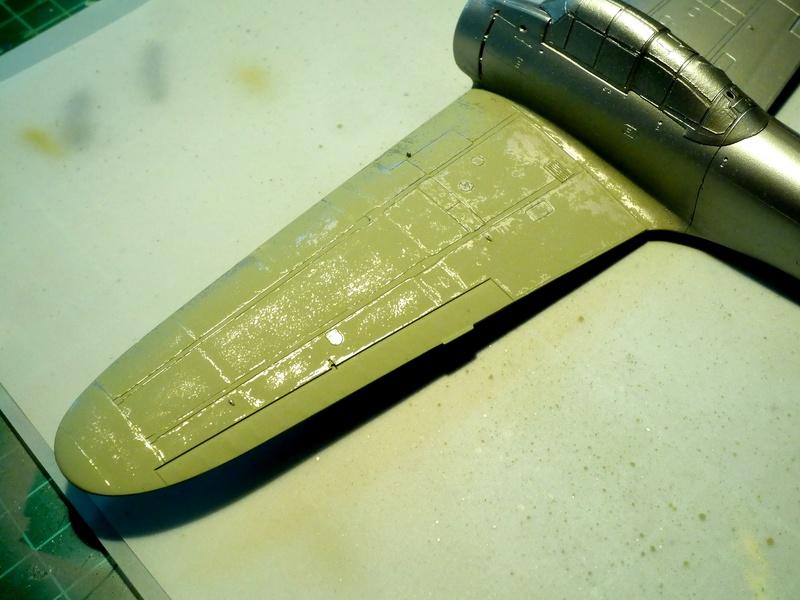 """Mitsubishi A6M Type 21 """"Zero"""" (Tamiya - 1/48) - Page 2 P1100530"""