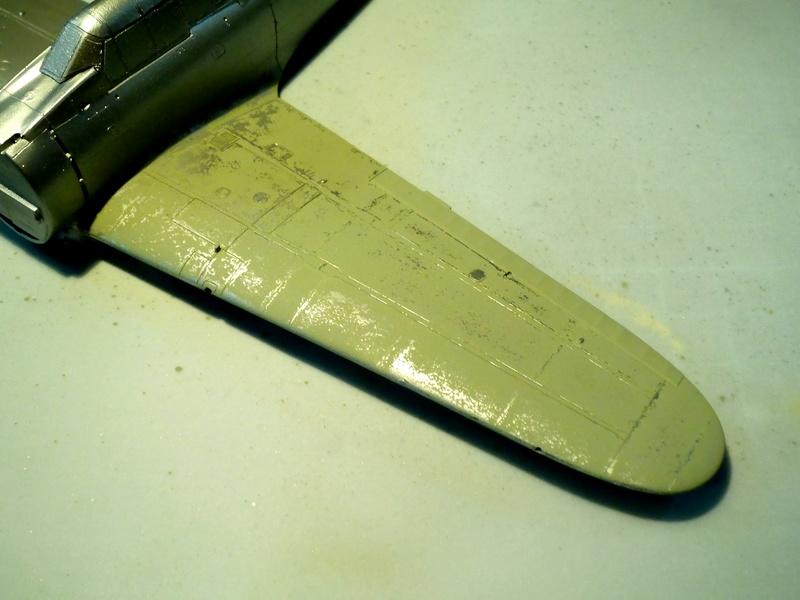 """Mitsubishi A6M Type 21 """"Zero"""" (Tamiya - 1/48) - Page 2 P1100531"""