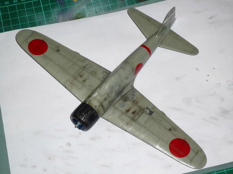"""Mitsubishi A6M Type 21 """"Zero"""" (Tamiya - 1/48) - Page 3 P1100632"""