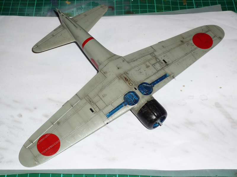 """Mitsubishi A6M Type 21 """"Zero"""" (Tamiya - 1/48) - Page 3 P1100637"""