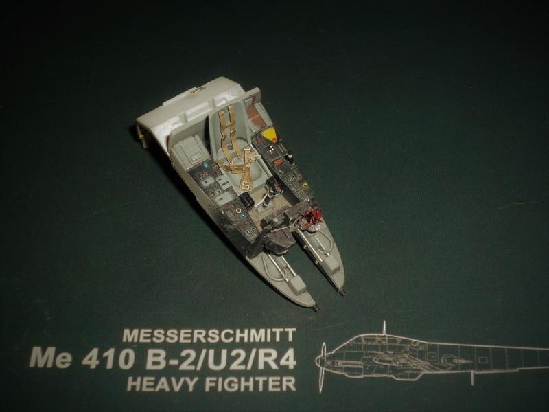 """Messerschmitt Me410B-2/U2/R4 """"Hornisse"""" (MENG 1/48) - Page 7 P1100915"""
