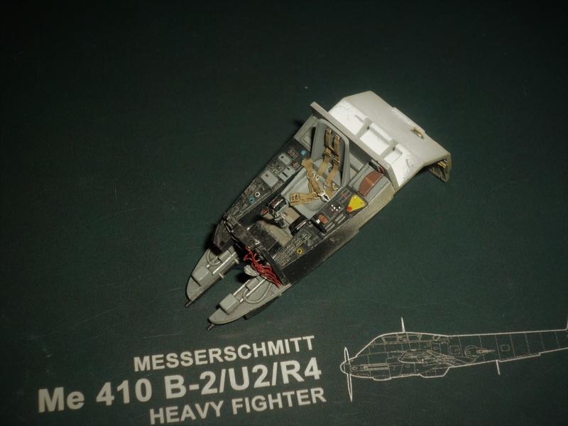 """Messerschmitt Me410B-2/U2/R4 """"Hornisse"""" (MENG 1/48) - Page 7 P1100916"""