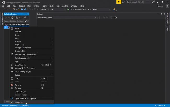 [Tutorial] Compilar tfs 1.2 y 1.3 (Visual Studio 2015) 410