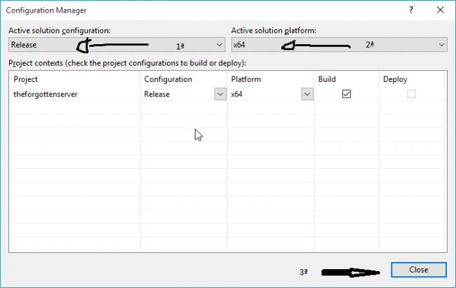 [Tutorial] Compilar tfs 1.2 y 1.3 (Visual Studio 2015) 510