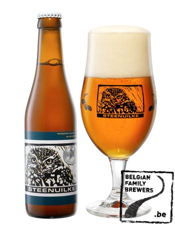Biere  Steenuilke   brasserie De Rijke Belgique De_rij10