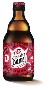 Duvel et la brasserie 't IJ   Belgique - Pays Bas Duvel210