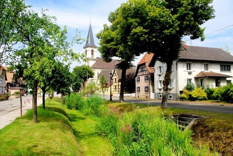 Brasserie des Quatre Pays- mystère de noël Eglise10