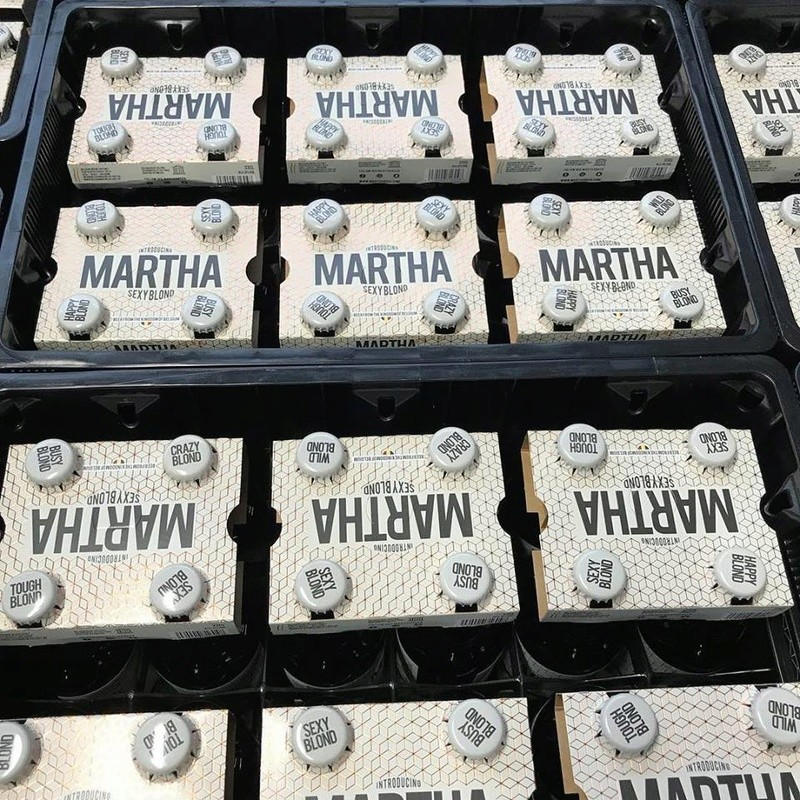 Bière Martha Belgian Brew Factory Heule.Belgique Martha12