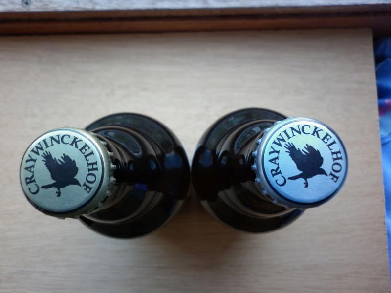 •Heilig Hart Bier :  brasserie Craywinckelhof Belgique P1000016