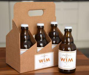 La WIM  franco - belge   brasserie Anders Belgique Wim110