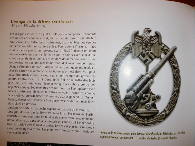 Heeres Flakabzeichen Hermann Aurich (insigne de la défense antiaérienne armée de terre) 00110