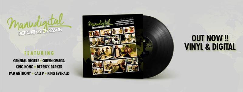 MANUDIGITAL Digital Kingston Session – Vinyle disponible  Sortie12
