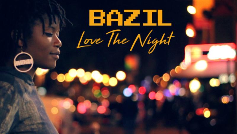 Nouveau Clip de Bazil LOVE THE NIGHT Album East To The West Thumba13