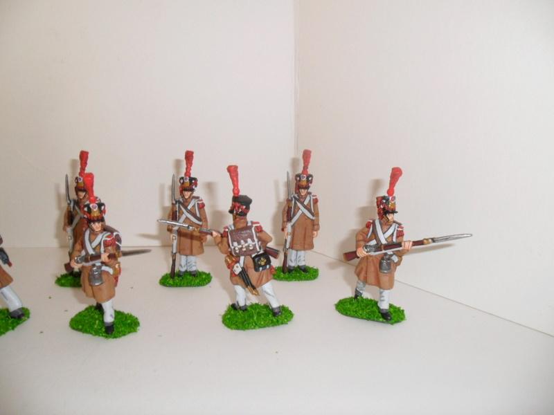 Les régiments de la jeune garde en tenue de route  Sam_1412
