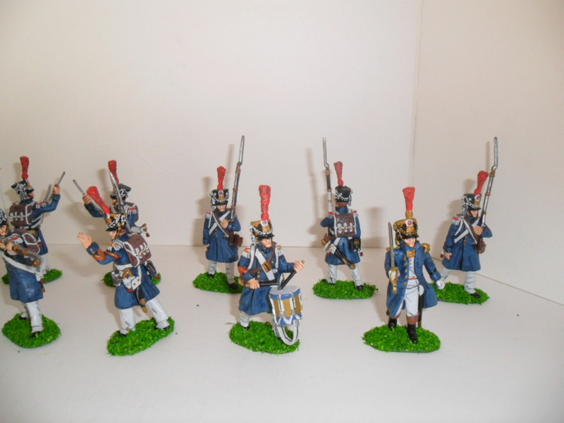 Les régiments de la jeune garde en tenue de route  Sam_1413