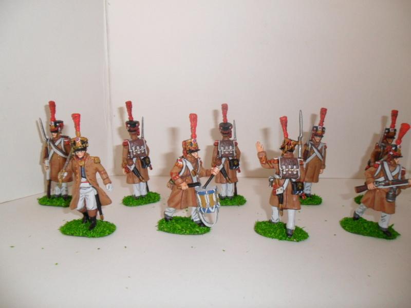 Les régiments de la jeune garde en tenue de route  Sam_1414