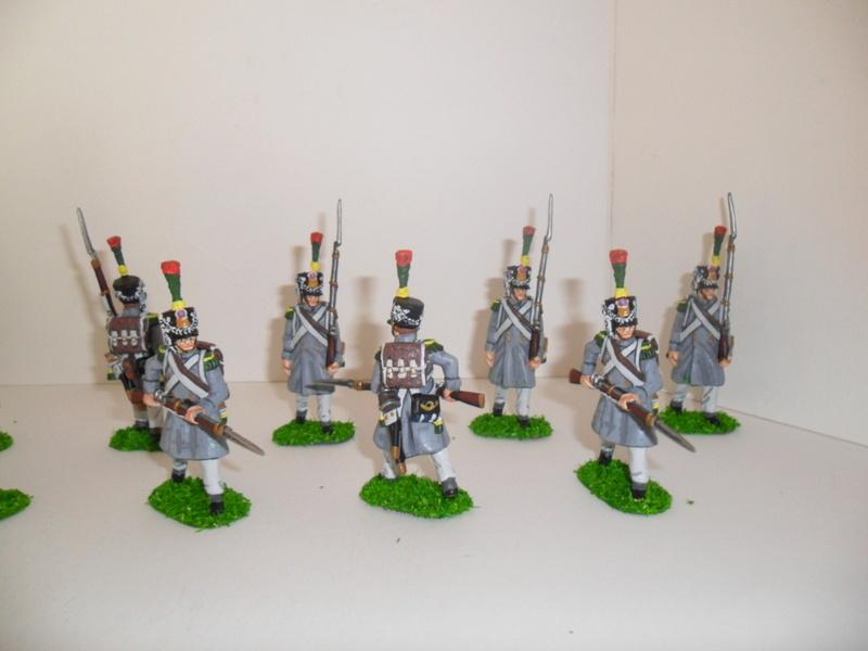 Les régiments de la jeune garde en tenue de route  Sam_1415