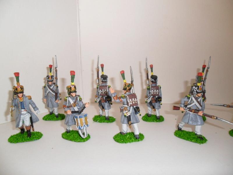 Les régiments de la jeune garde en tenue de route  Sam_1416