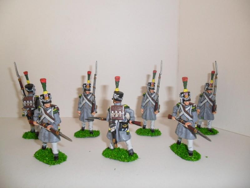 Les régiments de la jeune garde en tenue de route  Sam_1417