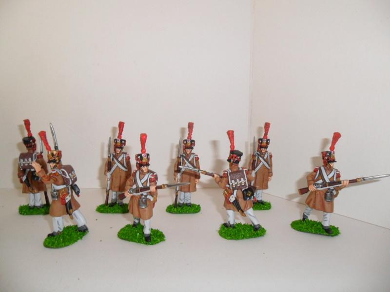 Les régiments de la jeune garde en tenue de route  Sam_1418