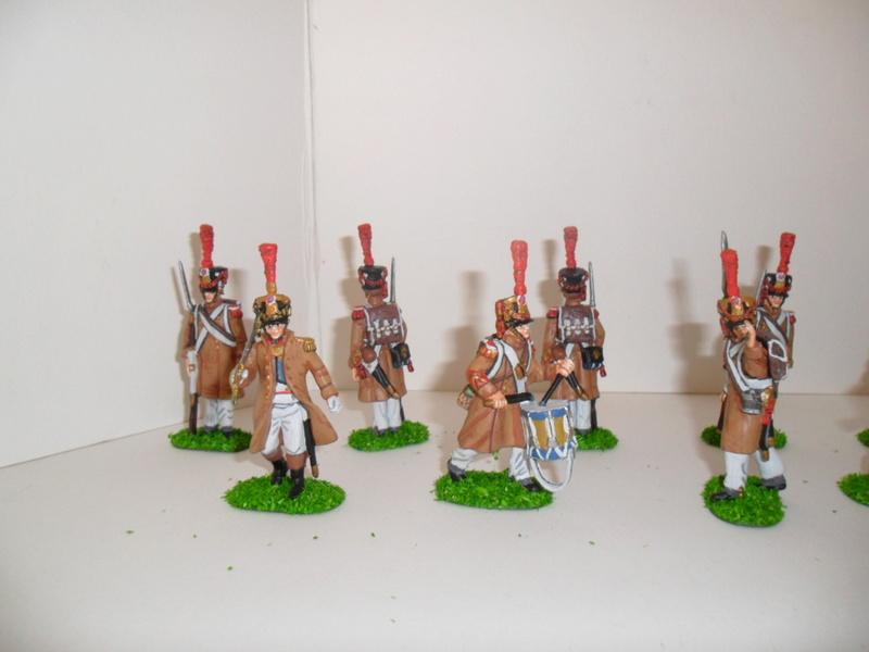 Les régiments de la jeune garde en tenue de route  Sam_1419