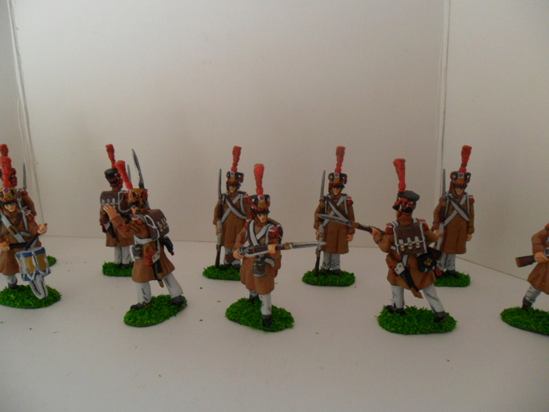Les régiments de la jeune garde en tenue de route  Sam_1420