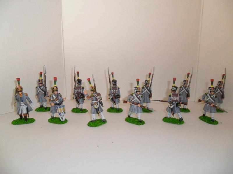 Les régiments de la jeune garde en tenue de route  Sam_1421