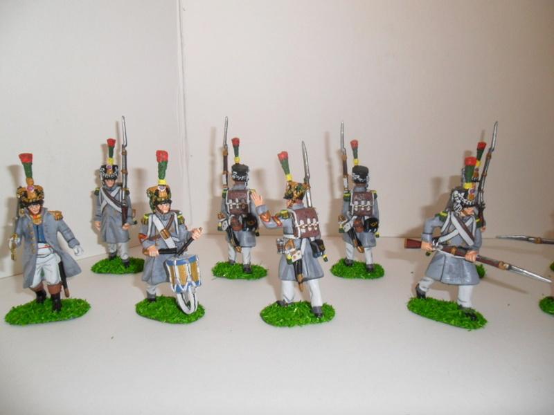 Les régiments de la jeune garde en tenue de route  Sam_1422