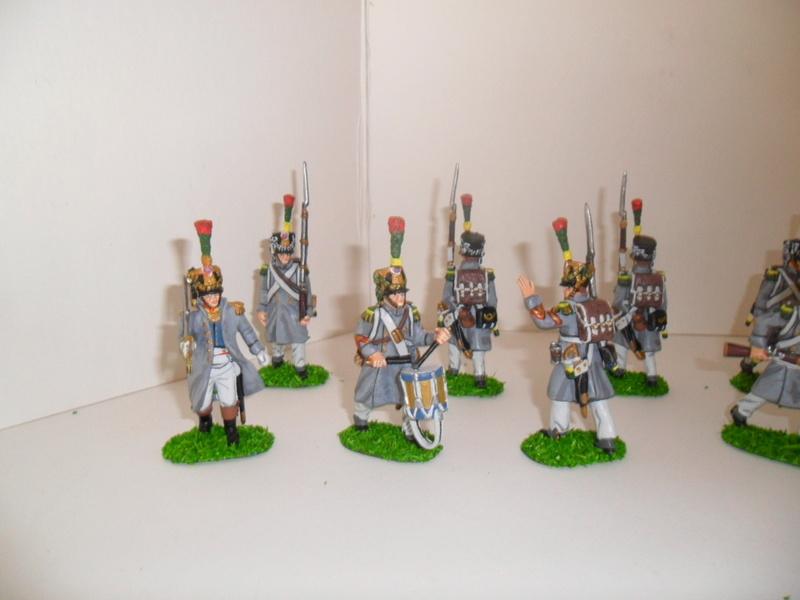 Les régiments de la jeune garde en tenue de route  Sam_1423