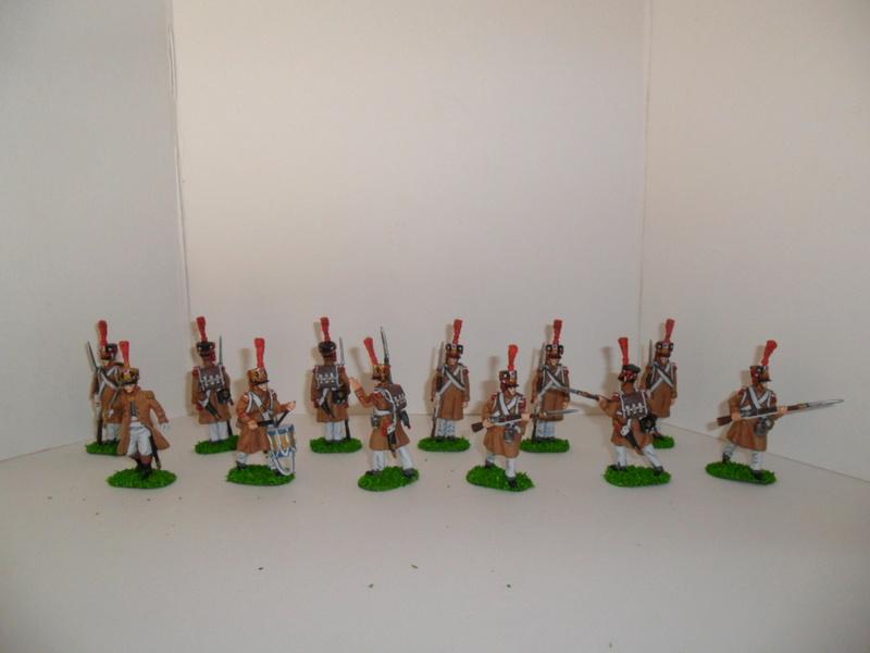 Les régiments de la jeune garde en tenue de route  Sam_1424