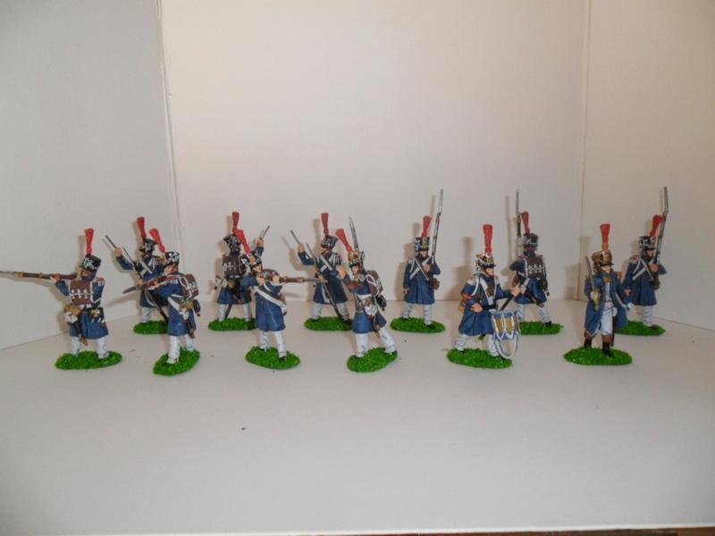 Les régiments de la jeune garde en tenue de route  Sam_1425