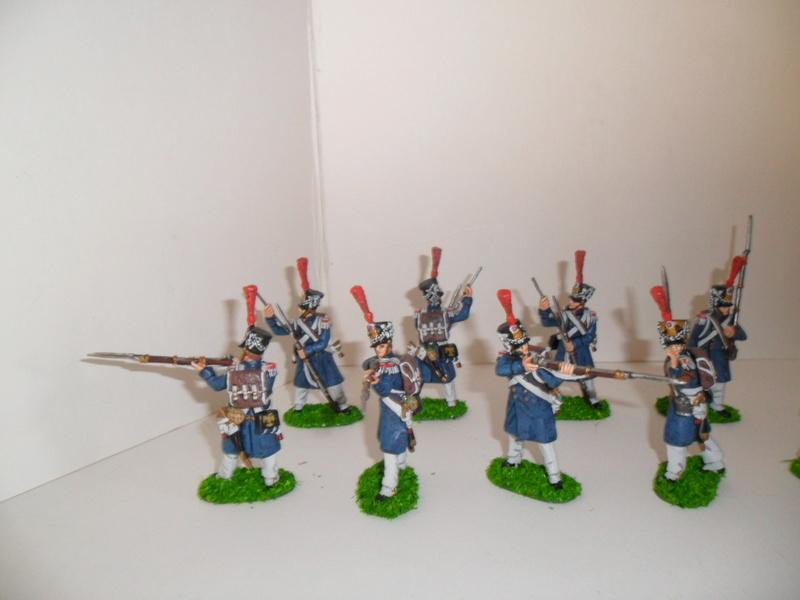 Les régiments de la jeune garde en tenue de route  Sam_1427