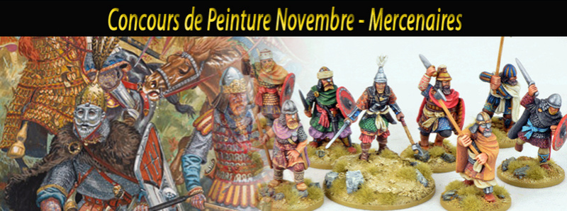 CONCOURS DE PEINTURE - Novembre: Epées à Louer! Concou10