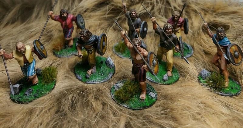 CONCOURS DE PEINTURE - Janvier: Braves Guerriers Fear10