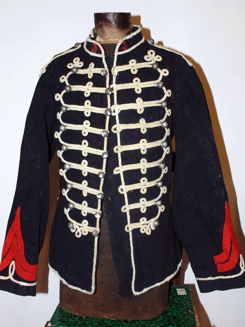 Dolman de la 3ème Cie de Cavalerie de Remonte- ESC Nov4 [A CLOTURER] Img_5853