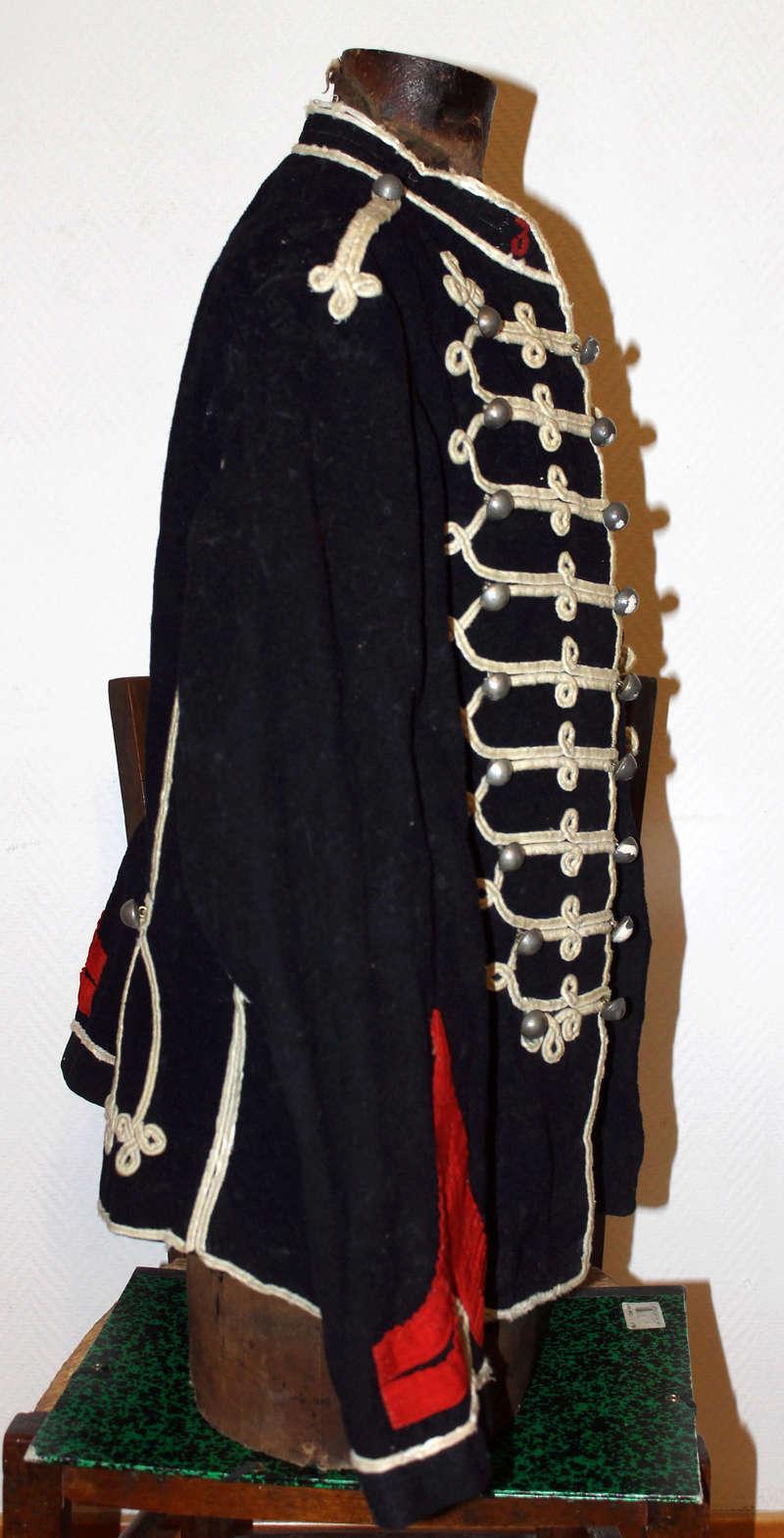 Dolman de la 3ème Cie de Cavalerie de Remonte- ESC Nov4 [A CLOTURER] Img_5854